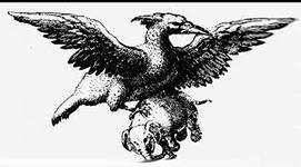 птица сирин амулет
