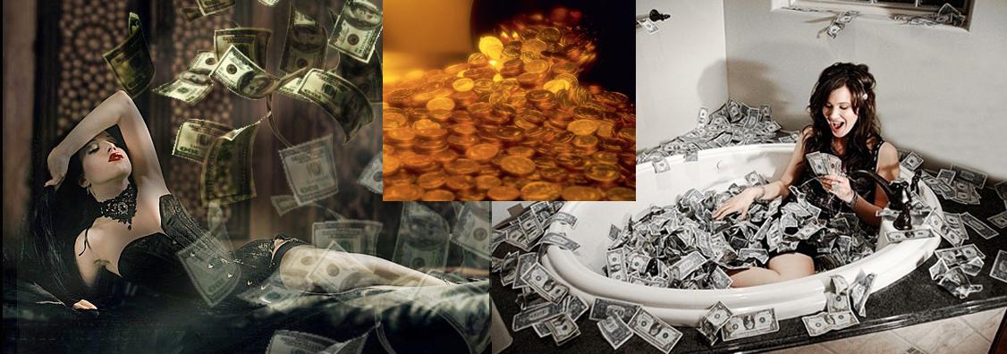 как сложить доллар для привлечения денег фото