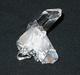 Друза горного хрусталя в серебре